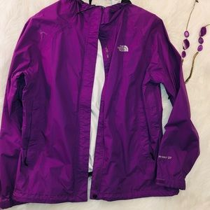 The north Face windbreaker and raincoat